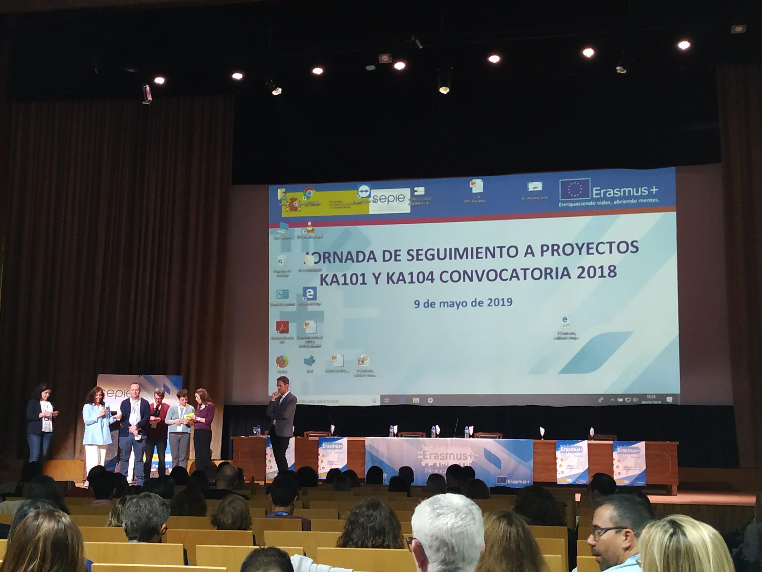 PROJECTE ERASMUS+ 2018-2020